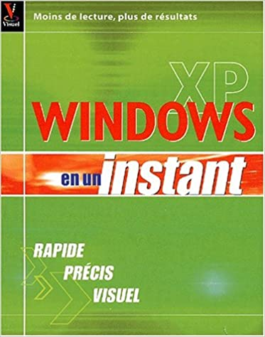 Livre Windows XP pdf, epub ebook