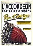 Image de Partition : L'accordéon à boutons M. Lorin