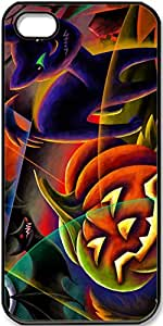 iPhone 5/5s Case Halloween-Night Case for iPhone 5/5s with Black Side