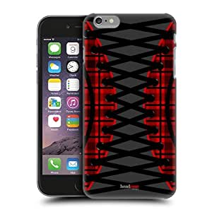 Head Case Designs Tartan Corset Lacrimosa Protective Snap-on Hard Back Case Cover for Apple iPhone 6 Plus 5.5