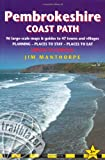 Pembrokeshire Coast Path, 3rd: British Walking Guide: planning, places to stay, places to eat; includes 96 large-scale walking maps (British Walking Guide Pembrokeshre Coast Path Amroth to)