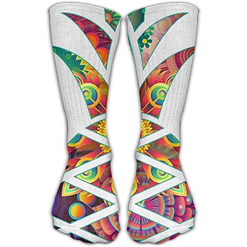 Fruit Pineapple Women & Men Socks Soccer Sport Tube Stockings Length 30cm]()