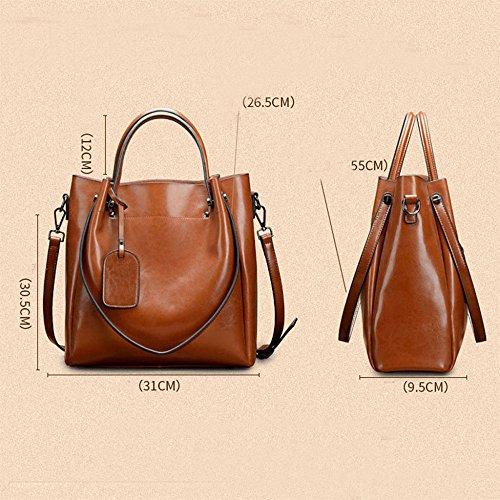 Shoulder Qiaoy Shoulder Korean Hobo Pu Women Bag Handbags Bags Casual Handbags Messenger Handbags Leather Black Bags Bags z0z1qRr