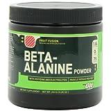 OPTIMUM NUTRITION Beta Alanine Powder, Fruit Fusion- NEW LOOK! 75 servings