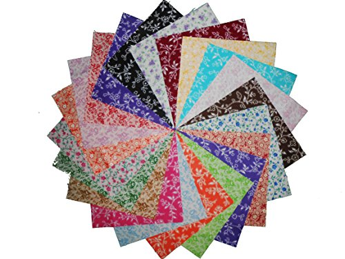 "100 4"" Antique Calico Reproductions Charms Quilting Squares"