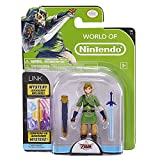 link action figure - World of Nintendo, Legend of Zelda: Skyward Sword Link Action Figure, 4 Inches