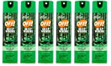 Off! Deep Woods Insect Repellent, 11 oz (Pack of 6)