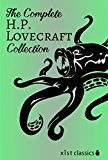 The Complete H.P. Lovecraft Collection (Xist Classics)