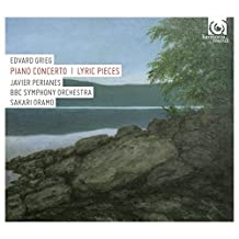 GREIG. Concerto in A minor. Perianes/BBC Symphony/Oramo