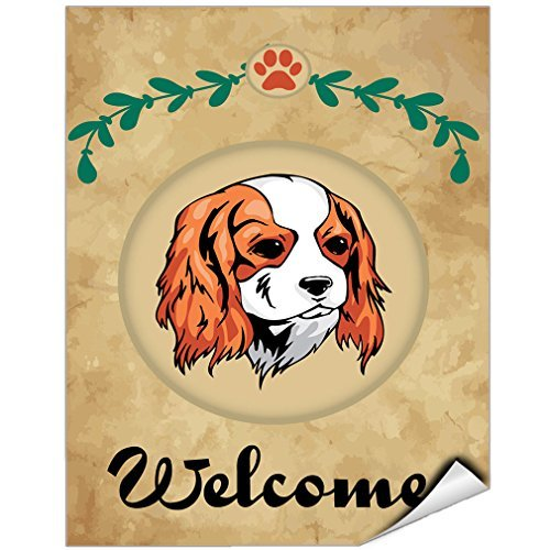 Spaniel Welcome Sign - 2