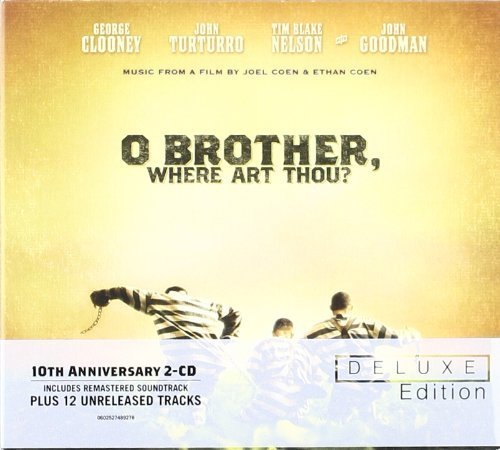 O Brother Where Art Thou [2 CD Deluxe Edition] by Various Artists - Soundtrack (2011-08-22)