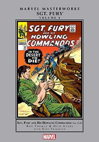 Sgt. Fury Masterworks Vol. 4 (Sgt. Fury and His Howling Commandos (1963-1974))