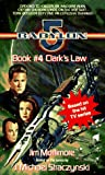 Clark's Law, Jim Mortimore, 044022229X