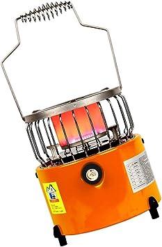SM SunniMix 2 en 1 Calentador de Gas Campana Calefactora ...