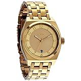 Nixon Women's Monopoly Watch, Gold, One Size