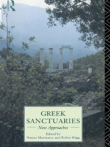 Greek Sanctuaries: New Approaches (Inglese) Copertina flessibile – 29 giu 1995 Robin Hagg Nanno Marinatos Routledge 0415125367