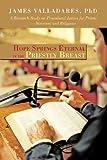 Hope Springs Eternal in the Priestly Breast, James Valladares, 1462072410