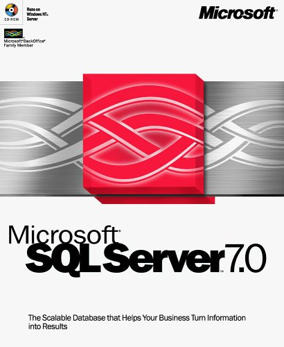 SQL Server-Client Access 7.0 License (20-Client Req Server) [Old Version]