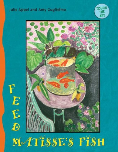 Touch the Art: Feed Matisse's Fish by Sterling Publishing (Image #1)