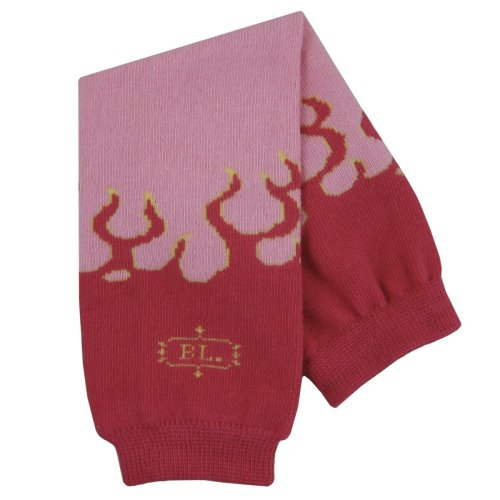 BabyLegs Baby-Girls:Baby-Boy's Funky Collection Leg Warmers, Pink Flame, One Size (Babylegs Tights)