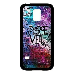 Colorful Pierce The Veil Style Custom Personalized Laser Plastic and TPU SamSung Galaxy S5 Mini Case Cover