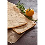 Smart Flour Ancient Grains Flatbread, 6 x 9 inch -- 36 per case.