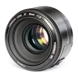 OLSUS YONGNUO YN EF 50mm F/1.8 Fixed Focus Lens for Canon DSLR