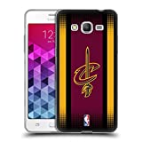 Official NBA Halftone Gradient Cleveland Cavaliers Soft Gel Case for Samsung Galaxy Grand Prime