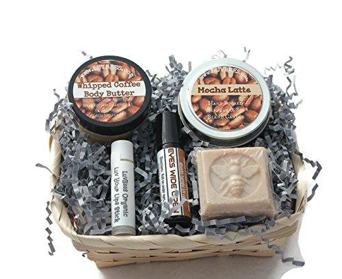 amazon com coffee lovers spa gift basket handmade