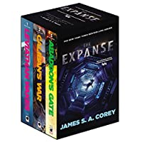 Deals on The Expanse Boxed Set: Leviathan Wakes & Abaddons Paperback