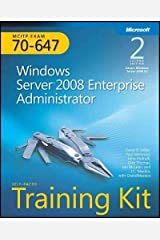 (MCITP Self-Paced Training Kit (Exam 70-647): Windows Server 2008 Enterprise Administrator [With CDROM]) By Miller, David R. (Author) Paperback on (06 , 2011) Paperback