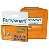 Himalaya PartySmart for Hangover Prevention, Alcohol Metabolism and a Better Morning After 250mg (1 PACK) Review