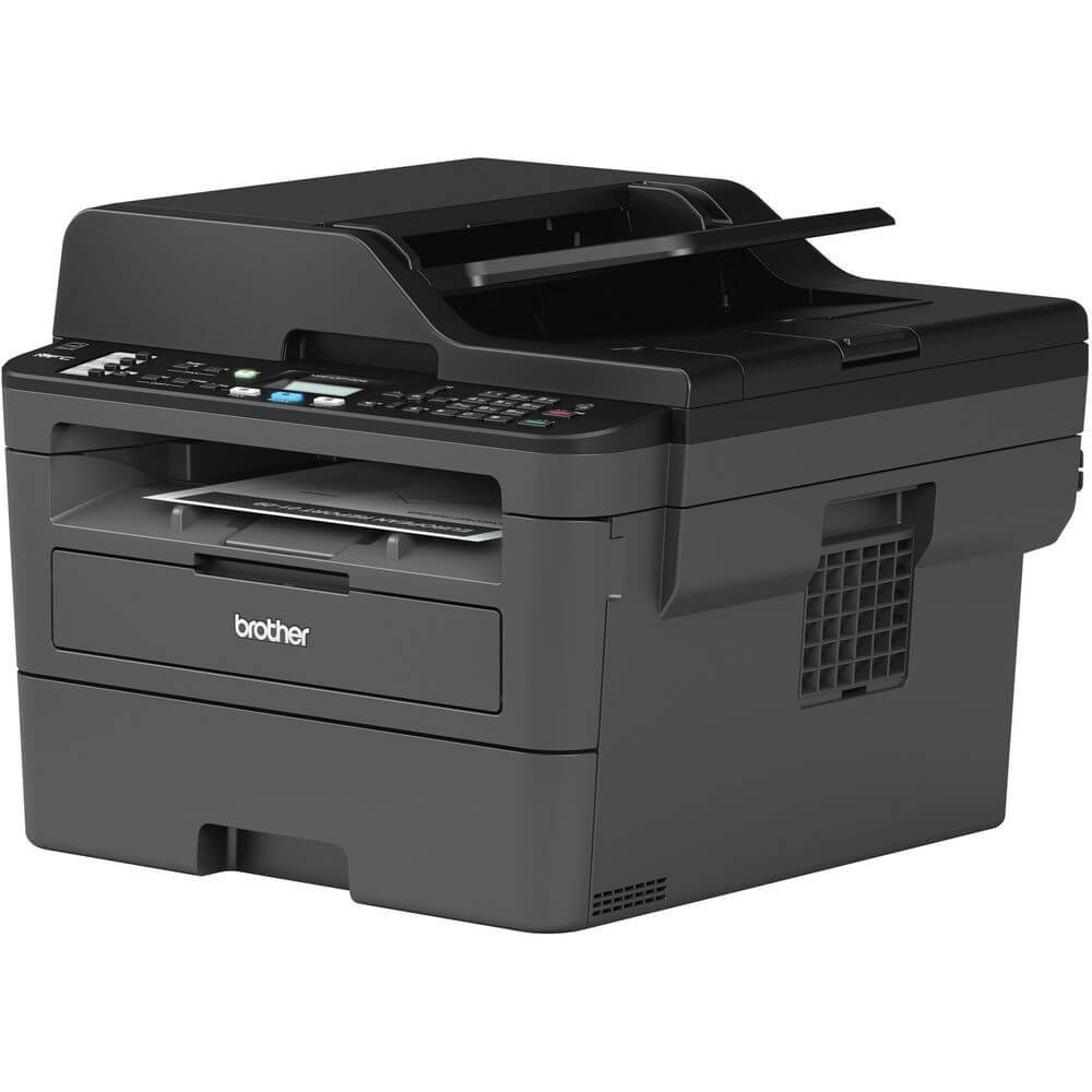 Amazon.com: Brother Monochrome Laser Printer, Compact All-In One Printer,  Multifunction Printer, MFCL2710DW, Wireless Networking and Duplex Printing,  ...