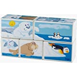 HABA Zoo Animals Picture Cubes Puzzle by Haba