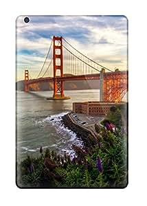 JQGUJWp1979LOFZz Case Cover Protector For Ipad Mini/mini 2 Golden Gate Bridge Case