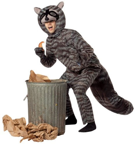 Rasta Imposta Adult Unisex Raccoon