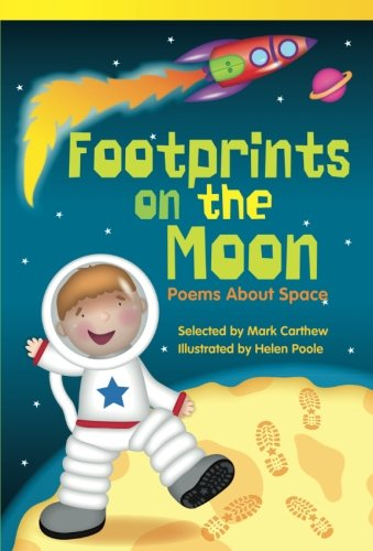 Footprints on the Moon: Poems About Space (Fiction Readers)