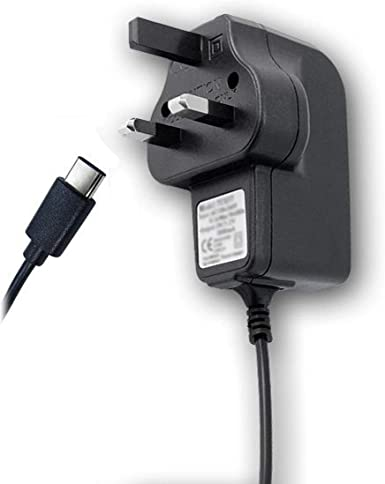 OSTENT Adaptador de cargador de pared y viaje UK Power Supply para consola Nintendo Switch Modelo UK Plug: Amazon.es: Videojuegos
