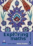 img - for Exploring Maths: Teacher's Book Tier 5: Tier 5 Teacher's Book by Anita Straker (2008-10-31) book / textbook / text book