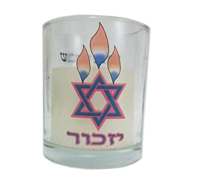 Amazon.com: Memorial Yahrzeit ...
