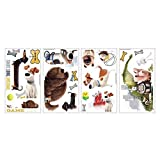 RoomMates Secret Life of Pets Boys Peel and Stick Wall Decals