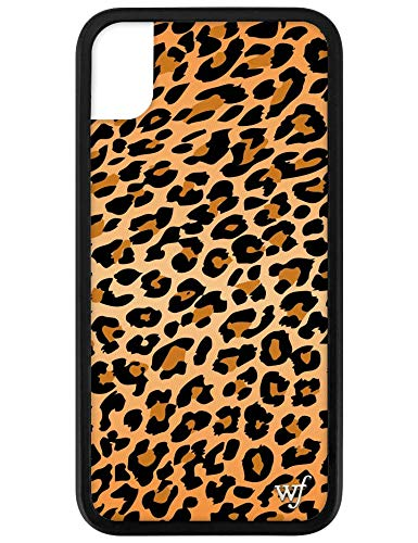 Wildflower Limited Edition iPhone Case for iPhone XR (Leopard Print)
