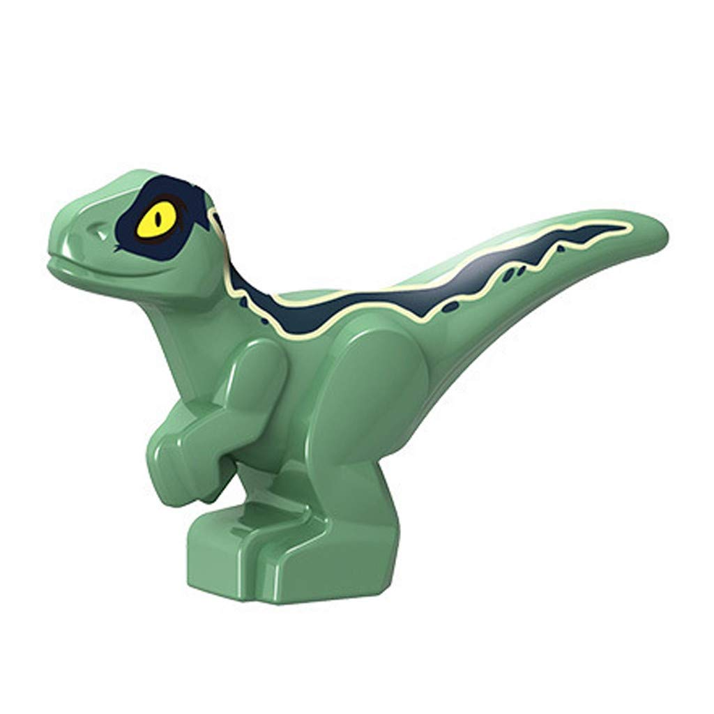Kanzd Educational Simulated Dinosaur Model Kids Children Toy Tyrannosaurus Gift (Green) by Kanzd (Image #1)