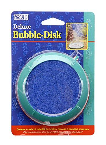 (PENN PLAX 5-Inch Bubble Disk Air Pump Accessories, Large )