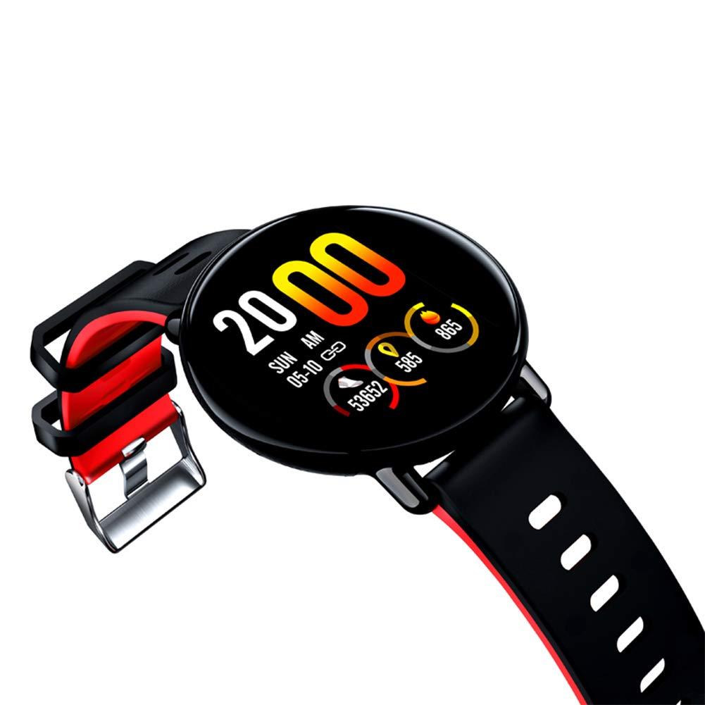 DLIBIG Smartwatch Multifunción Reloj Inteligente con ...