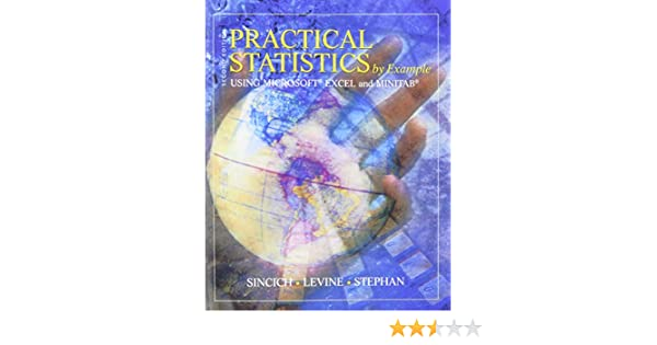 Amazon.com: Practical Statistics by Example Using Microsoft Excel ...