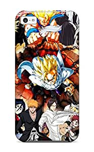 For ZippyDoritEduard Iphone Protective Case, High Quality For Iphone 5c One Piece Zoros Skin Case Cover