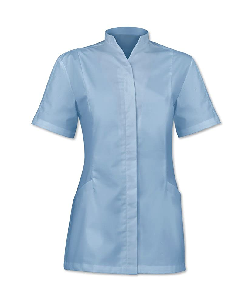 Alexandra Workwear Womens Concealed Button Beauty Tunic