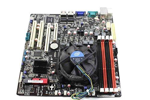 ASUS mATX LGA 1156 32GB DDR3 SDRAM Intel 3420 Server Desktop Motherboard P7F-M 0P7F-M CN-0P7F-M