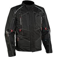 SEDICI Rapido Waterproof Textile Motorcycle Jacket - SM,...